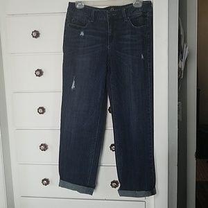 G by Giuliana boyfriend jeans